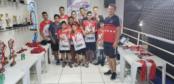 Confira os campeões das modalidades coletivas dos JIMSOP'S 2019