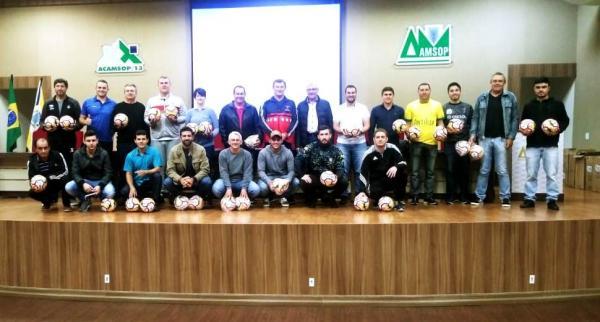 25 Municípios vão disputar a XVII Copa Sudoeste de Futsal em 2019