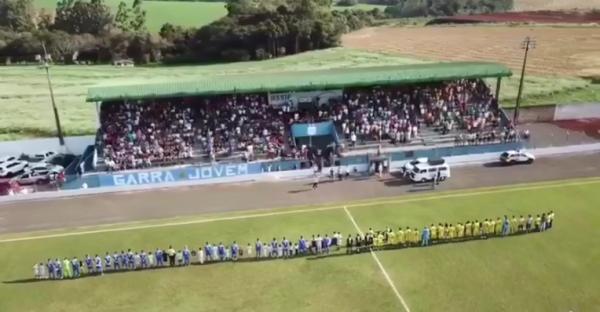 Santa Izabel larga na frente na Decisão da XVII Copa Sudoeste de Futebol