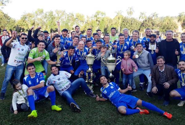 De forma invicta, Santa Izabel é campeã da XVII Copa Sudoeste de Futebol