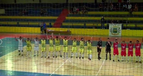 Mais uma rodada cheia de gols na Copa Sudoeste de Futsal