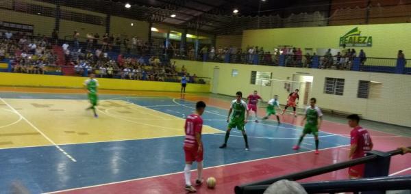 Começaram as Semifinais da XVII Copa Sudoeste de Futsal