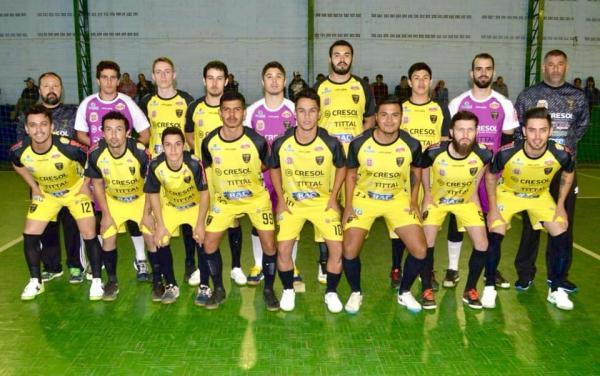 Clevelândia larga na frente na Decisão da XVII Copa Sudoeste de Futsal