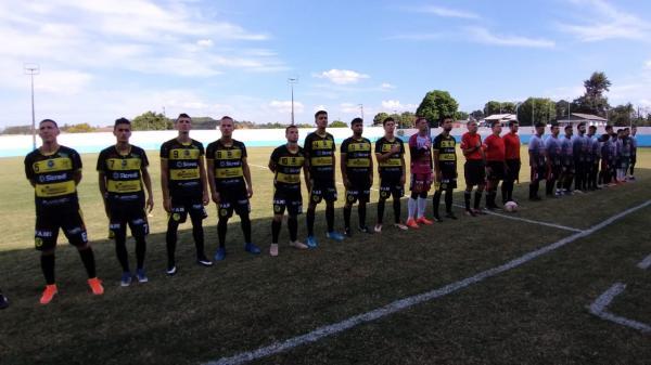 2ª Rodada da Copa Sudoeste de Futebol foi de muitos gols