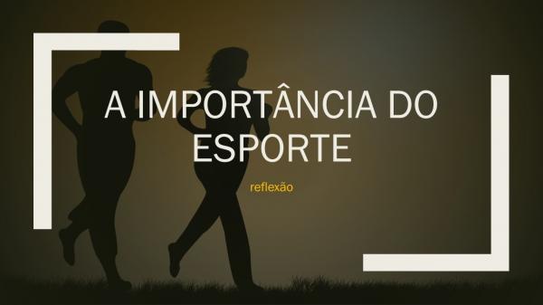 Artigo do Presidente da Aesupar instiga setor esportivo a Repensar Ações que contribuam para o Esporte e Vida