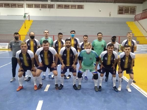 5 jogos abriram a Copa Sudoeste de Futsal 2020