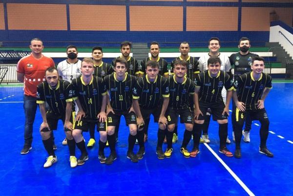 Noite de muitos gols pela Copa Sudoeste de Futsal