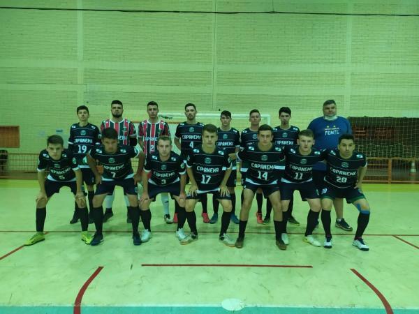 Planalto venceu Capanema no Futsal masculino