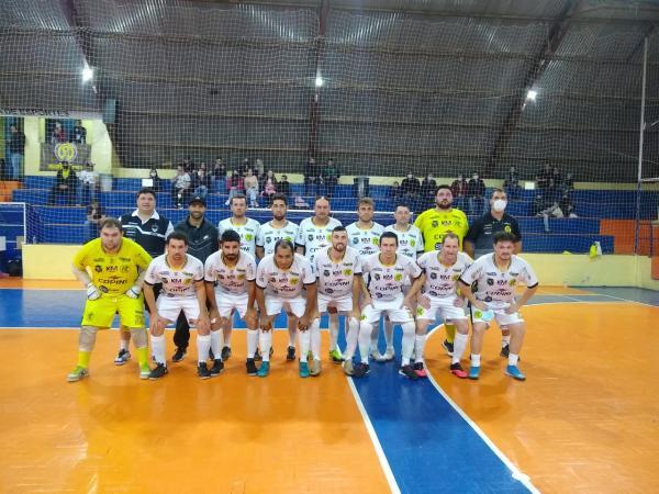 Mais resultados da Copa Sudoeste de Futsal