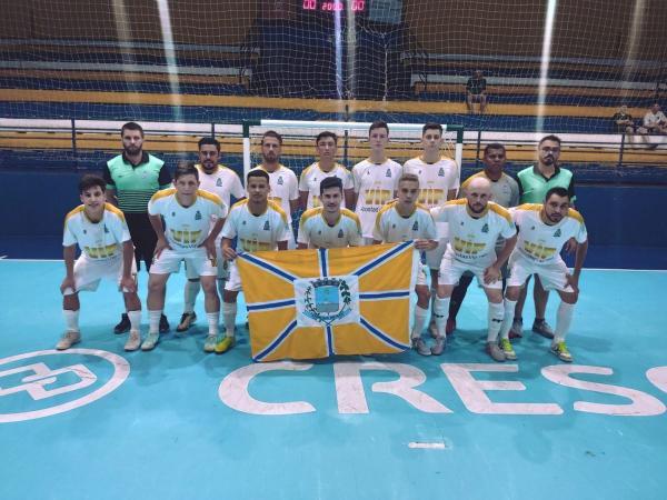 Tabela atualizada das oitavas de final do Futsal Masculino