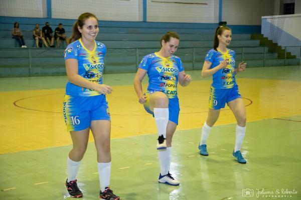 Definidas as semifinais da Copa Sudoeste de Futsal
