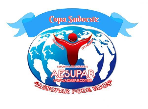 Aesupar definiu as datas dos jogos das quartas de final da Copa Sudoeste de Futebol