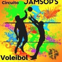 Começa neste final de semana o Circuito JAMSOP's de Voleibol Masculino e Feminino