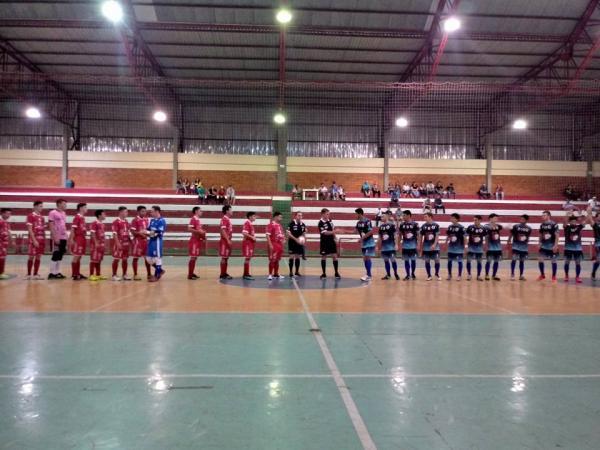Chopinzinho só empata em casa e se despede da XV Copa Sudoeste de Futsal
