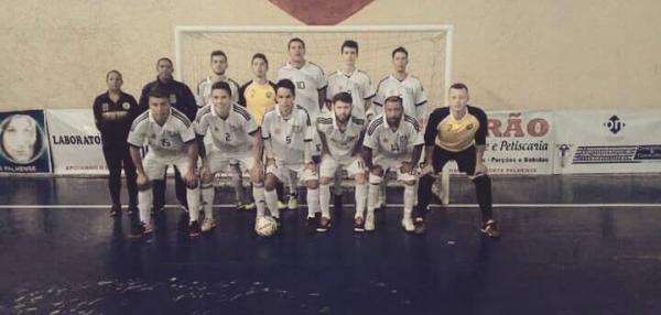 Visitantes levam a melhor na abertura das quartas de final da Copa Sudoeste de Futsal