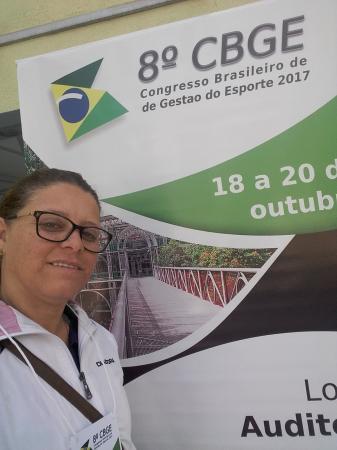 Presidente da Aesupar participa do 8º Congresso Brasileiro de Gestão do Esporte