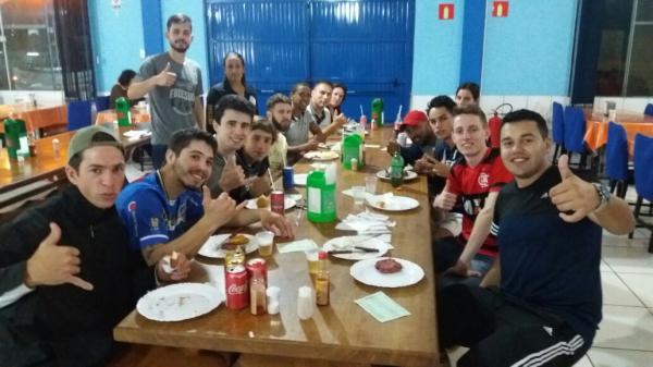 Saíram os três primeiros semifinalistas da XV Copa Sudoeste de Futsal