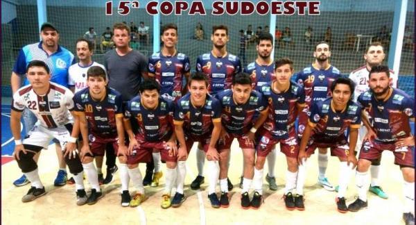 Apesar da derrota, Santa Izabel do Oeste chega a mais uma decisão da Copa Sudoeste de Futsal
