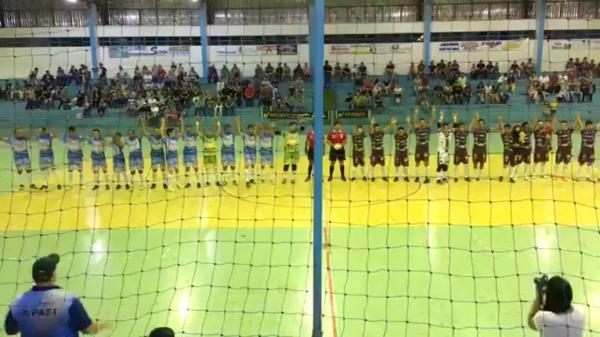 Santa Izabel D'Oeste faz o dever de casa e vence Planalto na primeira partida da decisão da Copa Sudoeste