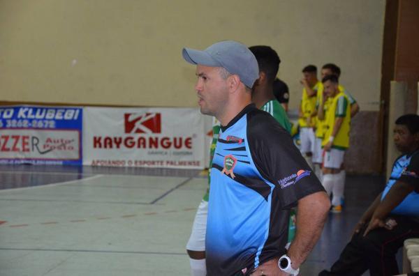 Após o acesso, Técnico André Carrinho enaltece a união do Palmas Esportes
