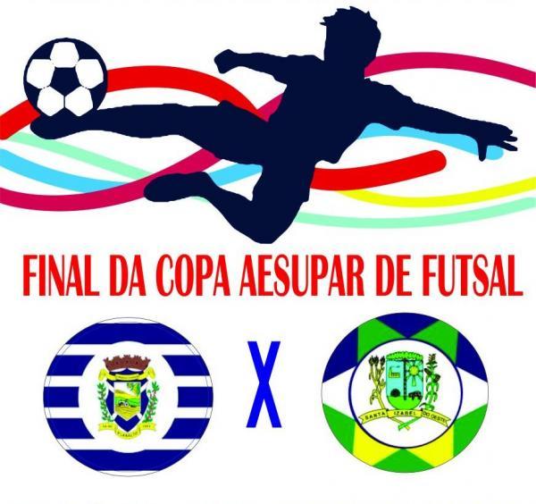 Copa Sudoeste de Futsal 2017 será definida nesta quinta-feira entre Planalto e Santa Izabel D'Oeste