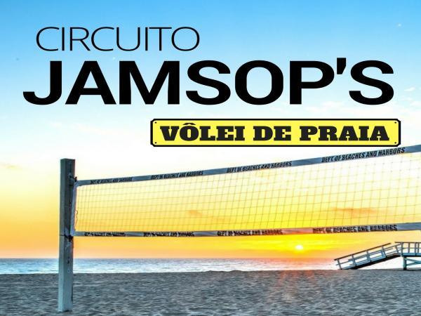 Circuito Jamsop's - Vôlei de Praia