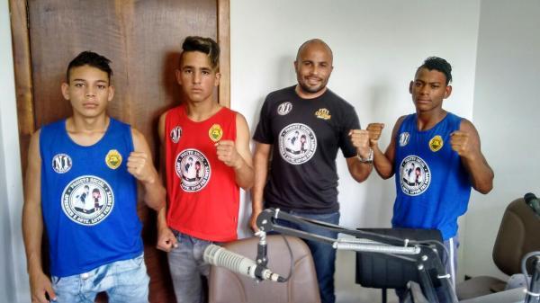 Palmenses do Projeto Social Aprender é Arte, lutar faz parte, estão no card do Bronx Combat 9 em Curitiba