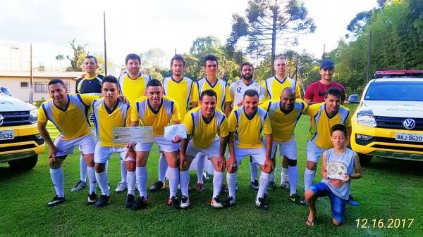 Clube da Justiça é campeão do I Campeonato Amigos da Polícia Militar de Palmas
