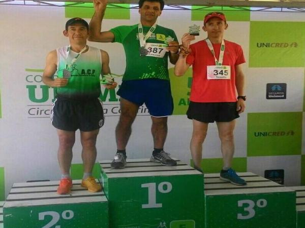 Palmense é prata na Meia Maratona de Chapecó