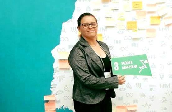 Presidente da Aesupar, Elisabete Dias deseja a todos um 2018 de grandes conquistas