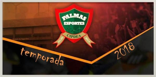 Palmas Esportes com elenco pronto para iniciar as atividades 2018