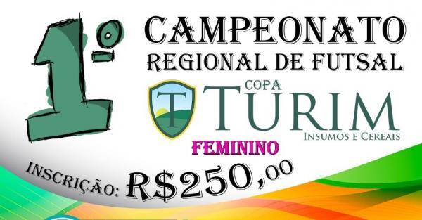 Santa Izabel D'Oeste vai realizar Campeonato Regional de Futsal Categorias Força Livre e Feminino