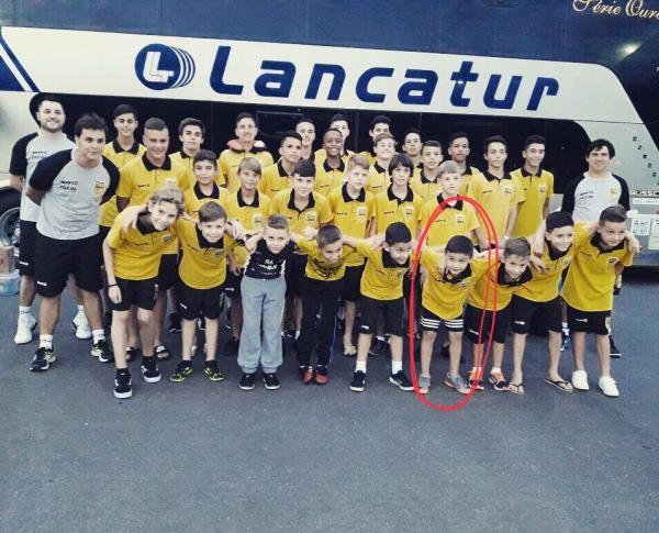 Revelação do Palmas Esportes, Matheus Augusto dos Santos vai participar da Buenos Aires Cup pelo Jaraguá Futsal