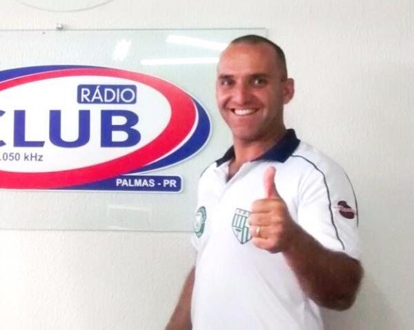 Árbitro palmense Claudio Lombardi será o Coordenador Geral do 18º Congresso Paranaense de Arbitragem de Futsal