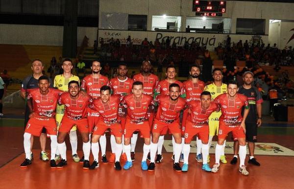 Prefeitura de Palmas/Palmas Esportes vence amistoso em Paranaguá