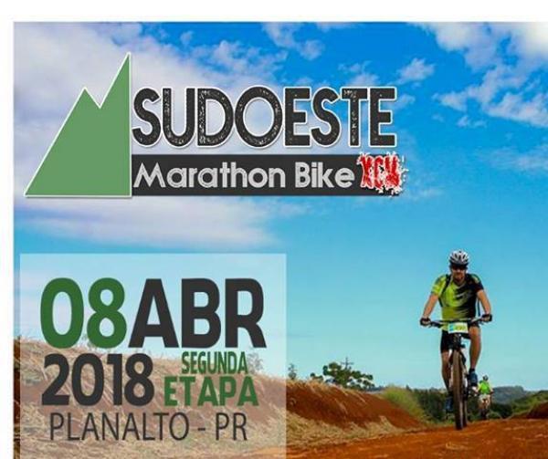 Planalto recebeu a segunda Etapa do Circuito Marathon Bike
