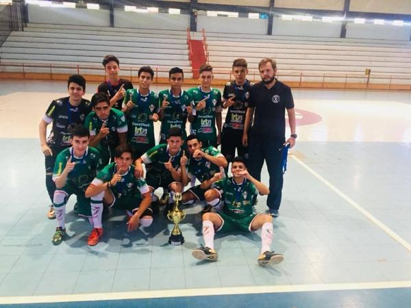 Clevelândia realizou a 6ª Taça Sudoeste de Futsal Categoria Menores