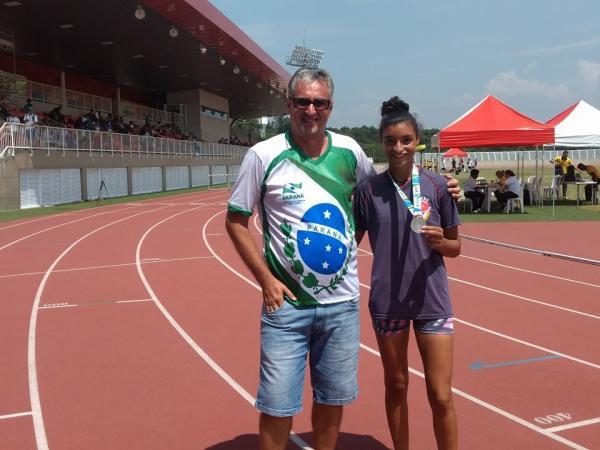Palmense Dheniffer Vaz é convocada para representar o Brasil nos Jogos Mundiais Escolares