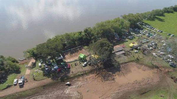 Sétima e última Etapa do Verão Capanema foi realizada no Balneário Kaú na comunidade do Pavão