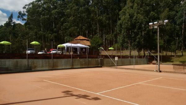 Final de Semana reuniu tenistas da região em Palmas no I Troféu Mega Fontana Piscinas de Tênis
