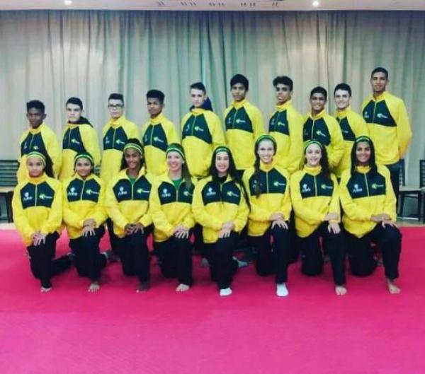 Atleta Saudadense fez bonito no Mundial da Tunísia