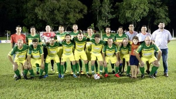 Teve início o Campeonato Municipal de Futebol Master 2018 de Capanema