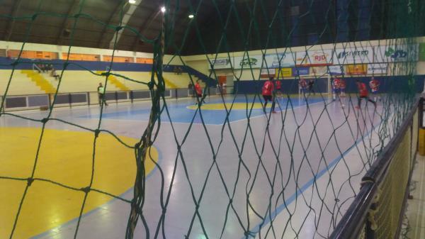 3 Jogos marcaram a segunda rodada da 2ª Copa Cresol Interiorano de Futsal em Mariópolis