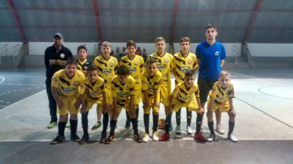 Coronel Vivida sediou mais uma etapa da Liga Sudoeste de Futsal 2018