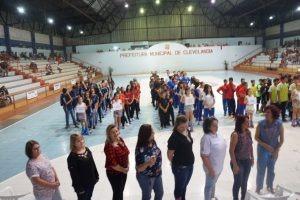 Clevelândia já tem os seus representantes na Fase Regional dos Jogos Escolares Fase Regional
