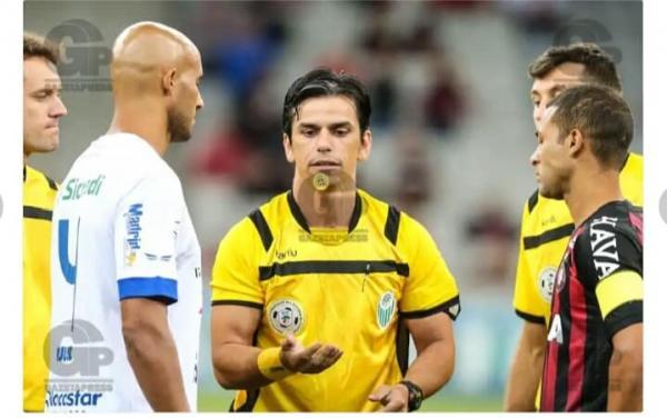 Anderson Guimarães, Árbitro recém aprovado pela CBF, já tem escala na Série D do Brasileiro