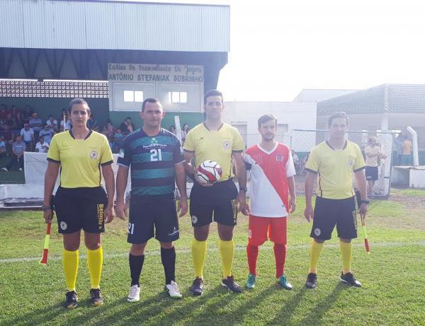 A bola rolou no final de semana para mais uma rodada da Copa Sudoeste de Futebol