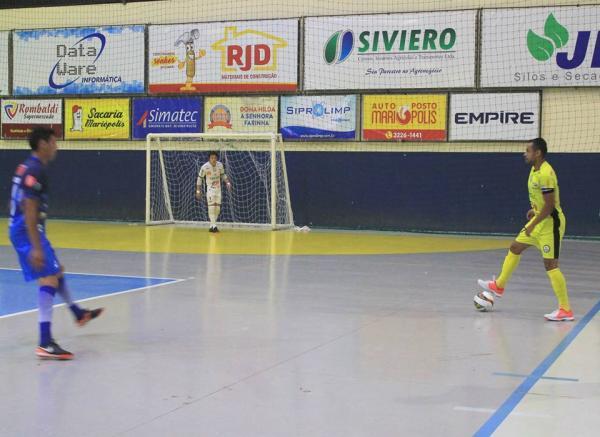 Mariópolis vence a primeira na Série Prata