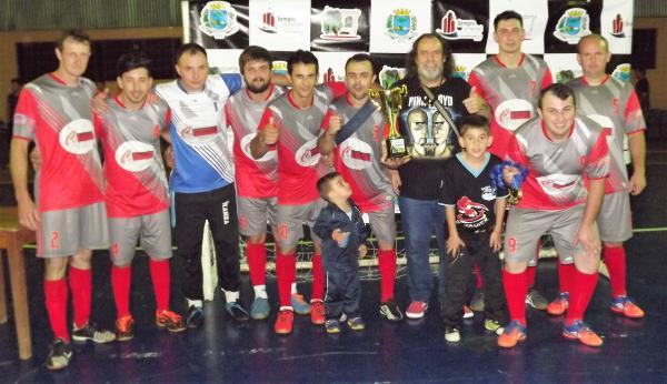 Na próxima segunda-feira (14) Santo Antônio abre inscrições para os Campeonatos de Futsal da Cidade e Interior