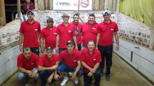 Iniciou a primeira divisão do Campeonato Municipal de bocha de Dois Vizinhos